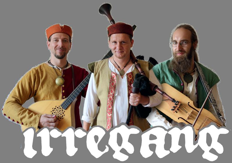 Irregang Mittelalter Band